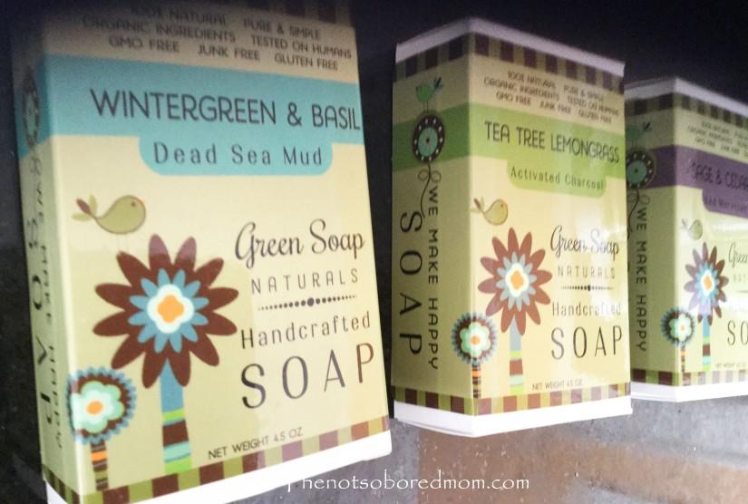 Green soap variety